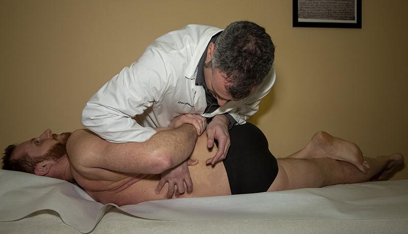 Osteopata qualificato | Giorgio Germano